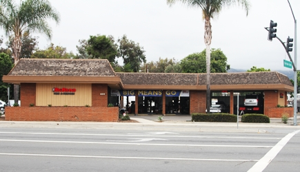View our tire store location in GOLETA