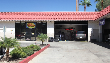 View our tire store location in THOUSAND OAKS