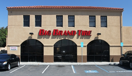 View our tire store location in CAMARILLO