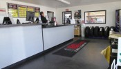 View our tire store location in PORTERVILLE