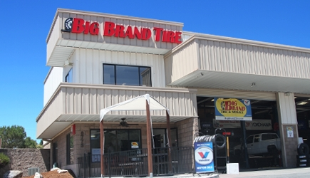 View our tire store location in ATASCADERO