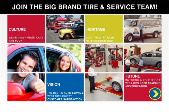 Careers at Big Brand Tire & Service