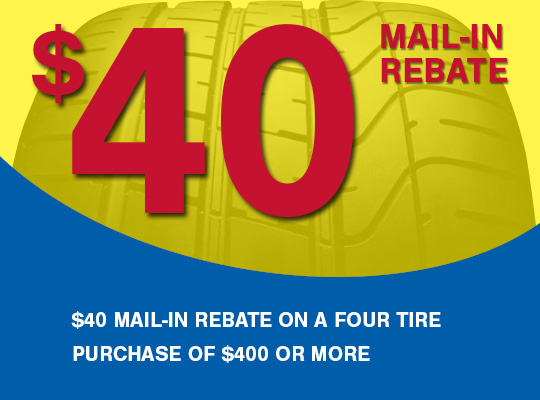 BBTS Tire rebate form - We save time, you save money (for tires purchased online between January 1, 2015 and March 31, 2015)
