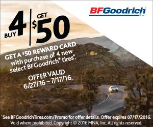 BF Goodrich MasterCard® Reward Card