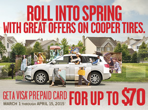 Cooper Mail-in Rebate