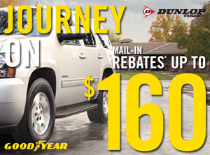 Dunlop Mail In Rebate