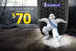 Michelin Mail In Rebate