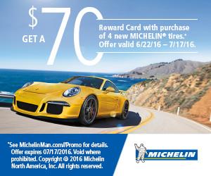 Michelin MasterCard® Reward Card
