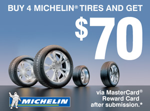 Michelin MasterCard® Reward Card