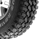 DUNLOP-RADIAL MUD ROVER
